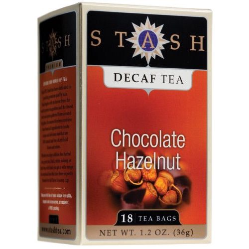 Stash chocolate hazelnut tea